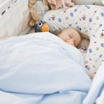 Cobertores para bebé. Edredones con diseños de bebé para la cuna. Lencería para bebé marca Landi Baby