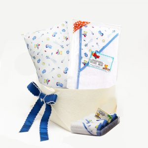 Set baby shower. regalos para baby shower Landi Baby.