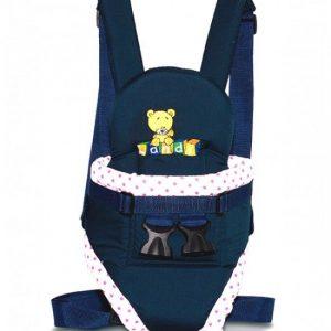 Cargador para bebé de lujo azul